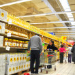 Supermarket — Stock Photo #12153302