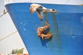 Ships Bow — Stock Photo
