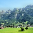 Landscape in Switzerland — Foto Stock