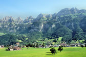 Landscape in Switzerland — Stock Photo