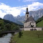 Nature Park Berchtesgaden Alps — Stock Photo #11913780
