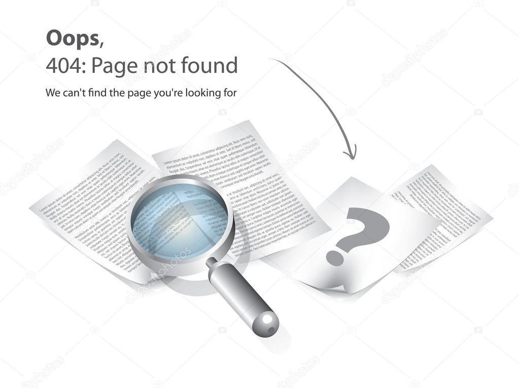 404 страница скачать