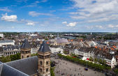 View on city Maastricht — Stock Photo