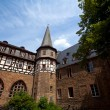 Old architecture in Marburg — Stock Photo
