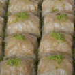Royalty-Free Stock Photo: Baklava, Turkish dessert
