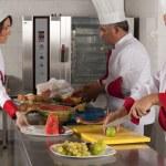 Chefs — Stock Photo #12008949