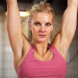 Beautiful Fitness Woman — Stock Photo #11199710