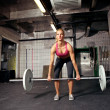 Deadlift - Foto de Stock