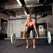 Stock Photo: Deadlift