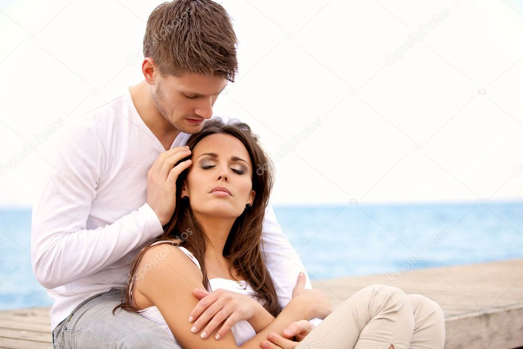 Romantic couple Stock Photo Images. 184,797 Romantic - Holiday and ...