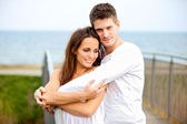 Sweet Couple in Love — Stock Photo