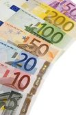 欧元纸币 — 图库照片