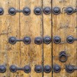Door close up — Stock Photo