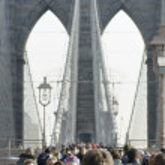 Brooklyn Bridge — Stock Photo #11156579