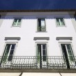 Evora house - Stockfoto
