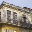 Stock Photo: Dilapidated building