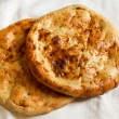 Traditional tajik bread — Stock Photo