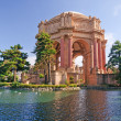Palace of Fine Arts in SFrancisco — Stock Photo #11685344