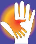 The Hands. — Stock Vector
