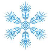 śnieżynka — Zdjęcie stockowe
