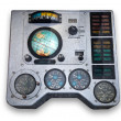 Stock Photo: Spaceship control panel