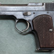 图库照片: Old small pistol