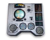 Spaceship control panel — Stock Photo