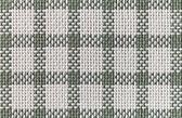 Checkered canvas — Stock Photo
