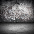 Royalty-Free Stock Photo: Old grunge interior background