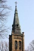 Old gothic church — Stock Photo