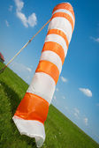 Wind sleeve — Stock Photo