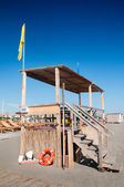 Bezpečnost na pláži — Stock fotografie
