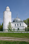 City of Kasimov. Khan's Mosque (Mosque Qasim Khan) — Stock Photo
