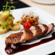 Roasted duck — Stock Photo #11246046