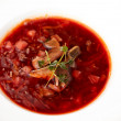Borsch — Stock Photo