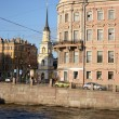 Stock Photo: Fontankcanal in Saint-Petersburg