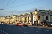 Gostiniy dvor gallery — Stock Photo