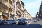 Zhukovskogo Street, Saint Petersburg, Russia — Stock Photo