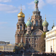Stock Photo: Church of the Saviour on the Blood