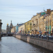 Stock Photo: Griboedov canal