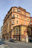 Old house in St.Petersburg — Stock Photo