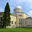 Astronomical Pulkovo observatory in St.Petersburg — Stock Photo #11880302