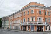 The old building in Tsarskoe Selo — Stock Photo