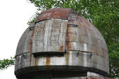 Abandoned astronomical Pulkovo observatory — Stock Photo