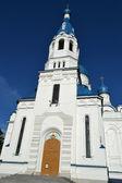 Pokrova Bozhiej Materi's orthodox church — Stock Photo