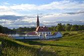 Prioratsky palace in Gatchina — Stock Photo