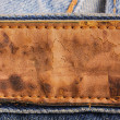 Leather jean — Stock Photo #10805729