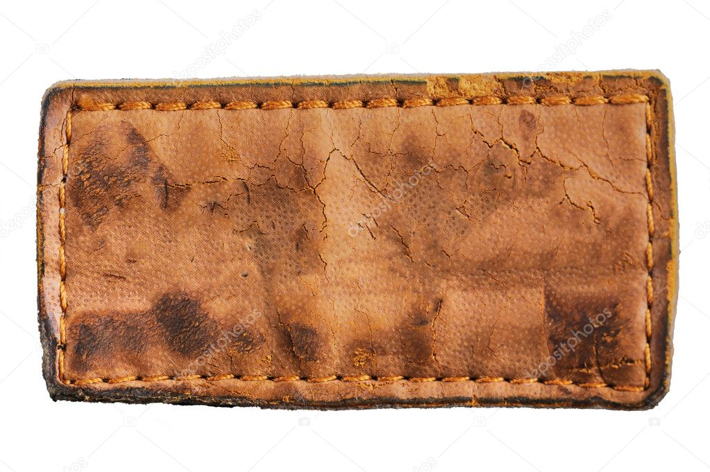 Leather jean  Stock Photo #10805780