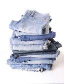 BLue jean — Stock Photo