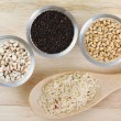 Cereal grain — Stock Photo
